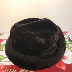 Luxury Collection Faux Fur Hat